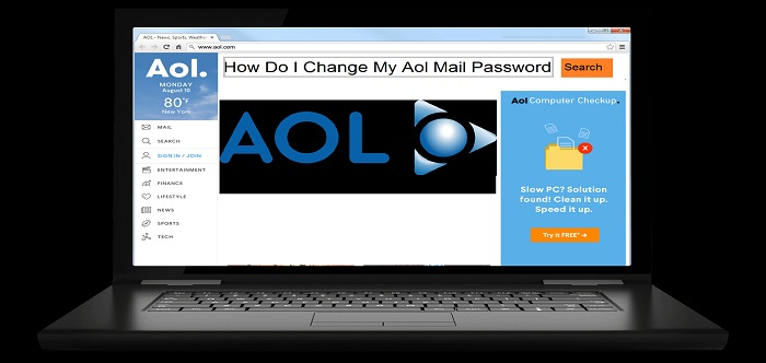 How Do I Change My Aol Mail Password