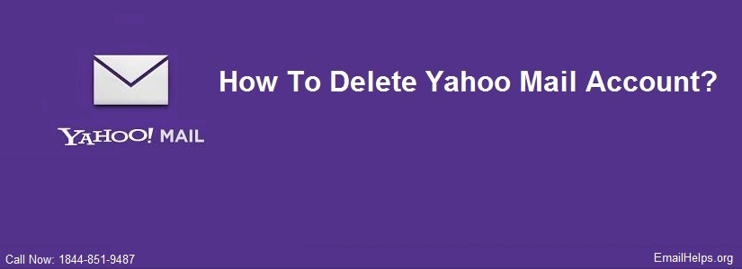 How To Delete Yahoo Mail Account?