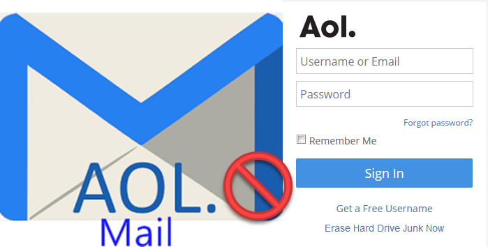 How To Fix Can't Access My AOl Mail Account