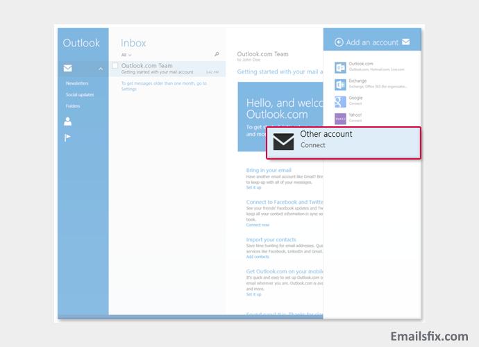 Mail.com IMAP, POP3 & SMTP Server Settings