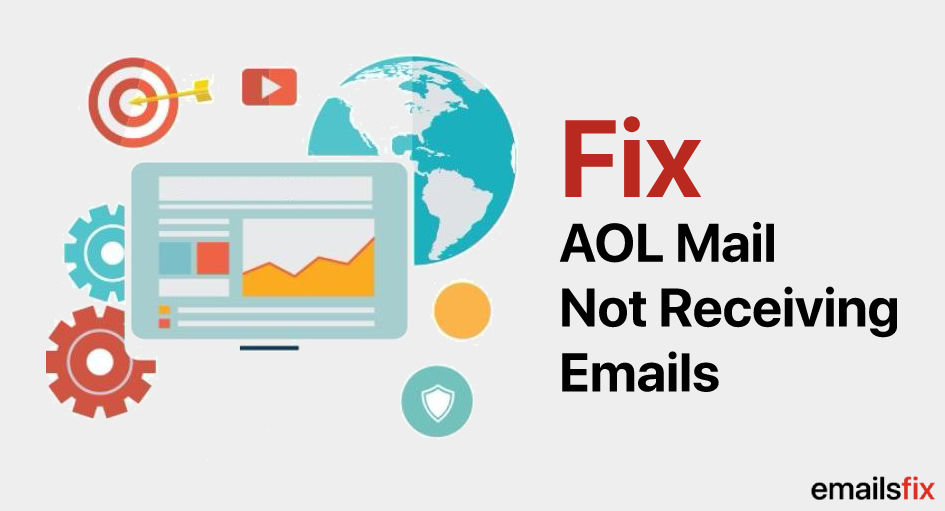 AOL Mail Not Receiving Emails Problem?