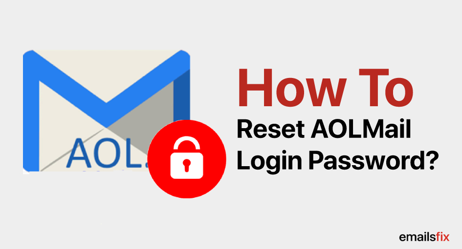 How To Reset AOL Mail Login Password