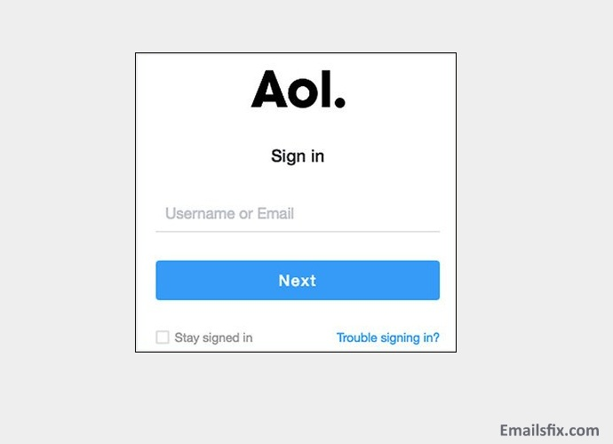 AOL login credentials - how to delete aol Account